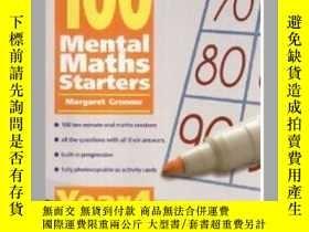 二手書博民逛書店罕見1 100 Mental Maths Starters ye