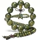 正宗綠檀木佛珠手串天然檀香木阿根廷玉檀木香手錬男女士款飾品