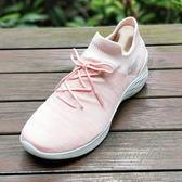 [75折]SKECHERS(女) 健走系列 YOU 健走鞋 運動鞋 懶人鞋 襪套式-14966PNK粉白 [陽光樂活]