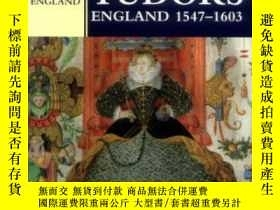 二手書博民逛書店The罕見Later Tudors: England, 1547