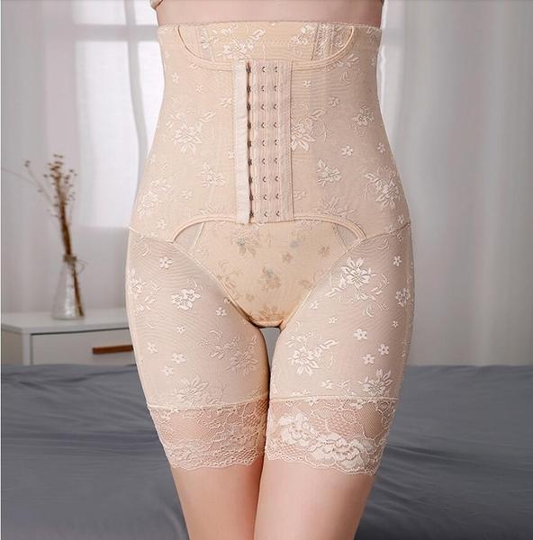 收腹褲女塑形束腰神器提臀翹臀褲子塑身燃高腰收胃收胯收小肚子脂