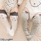 兒童精梳棉 立體中筒襪 雨點 松鼠卡通立體襪 寶寶中筒