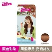 卡樂芙優質染髮霜-奶茶甜棕