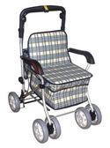 健步車/助步車/鋁製散步車(有扶手)-(FZK238)