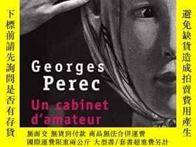 二手書博民逛書店Cabinet罕見D amateur, UnY364682 Georges Perec Editions Du