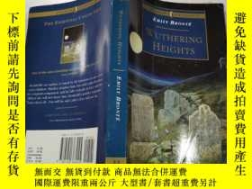 二手書博民逛書店wuthring罕見heights:伍思靈山莊Y212829