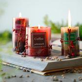 萬聖節快速出貨-浪漫無煙香熏蠟燭創意香氛蠟燭擺件制造浪漫3款選