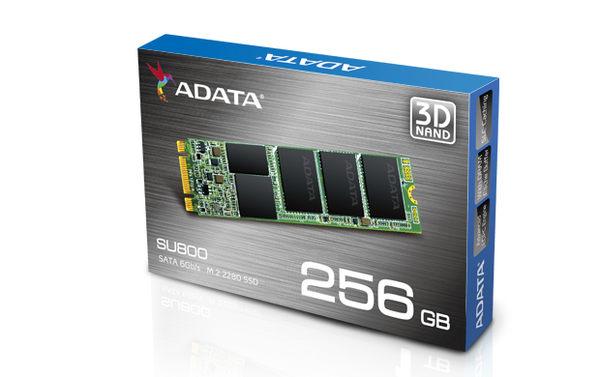 ADATA威剛 Ultimate SU800 256G M.2 2280 SATA SSD 固態硬碟