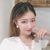 發箍女韓國夏季新款防熱防滑頭箍氣質百搭外出發帶網紅少女發飾 芊惠衣屋