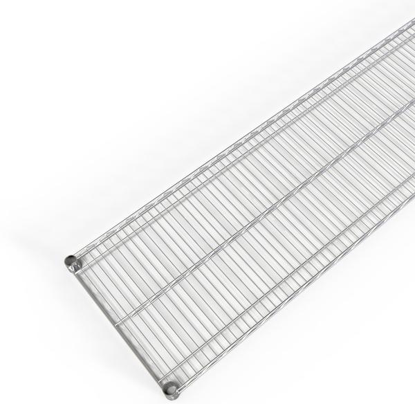 收納架/置物架/波浪架配件【配件類】150x45cm高荷重中間補強型電鍍網片(含夾片) dayneeds
