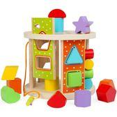 兒童玩具嬰兒童積木6-12個月男女寶寶益智力玩具一0-1-2-3周歲早教 1件免運