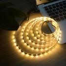 LED燈條5米 USB裸板 led燈帶 貨架燈 led低壓電視背光燈條