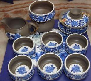 高檔陶瓷茶具套裝