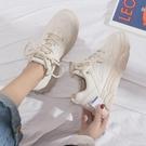 老爹鞋 運動女鞋子新款秋鞋百搭學生夏季潮鞋小白鞋秋季老爹鞋-Ballet朵朵