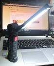 USB充電式 磁吸式COB折疊工作燈 磁吸工作燈 LED感應燈 床頭燈 露營夜燈 磁吸式安裝免佈線 185B