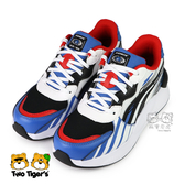 PUMA x SONIC音速小子 聯名 鞋帶款 運動鞋 中童鞋 NO.R5329