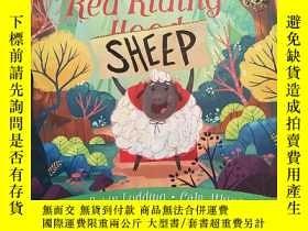二手書博民逛書店LITTLE罕見RED RIDING SHEEPY246081
