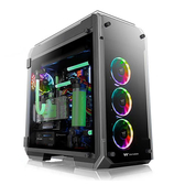 【客訂商品】 Thermaltake 曜越 View 71 TG RGB Plus 高直立式 強化玻璃 E-ATX 機殼 CA-1I7-00F1WN-02