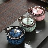 窯變建盞茶壺 茶壺 茶杯陶瓷家用天目釉油滴功夫茶具單壺手抓壺日式泡茶壺 茶壺 茶杯