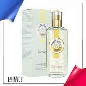 【送香水皂旅行盒】ROGER & GALLET 綠茶香氛淡香水 100ml【巴黎丁】