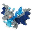 《 Nano Block 迷你積木 》【 神奇寶貝 系列 】NBPM-057Pokemon MEGA噴火龍X╭★ JOYBUS玩具百貨