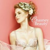 Chasney Beauty-sogno優雅名伶B-D蕾絲內衣(粉芋)
