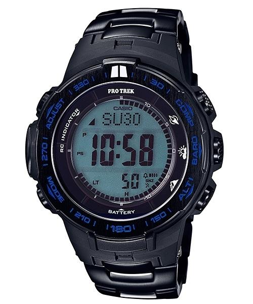 【分期0利率】CASIO 卡西歐 太陽能 電波錶 登山錶 溫度/高度/氣壓/羅盤 公司貨 PRW-3100YT-1DR