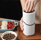 五谷雜糧磨粉機 家用粉碎機電動迷你 便攜研磨機咖啡磨豆機110V 現貨