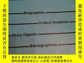 二手書博民逛書店Magill罕見Surveys English Literatu