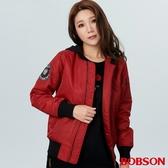 BOBSON 女款鋪棉飛行外套(38101-16 )