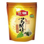 立頓茗閒情-凍頂烏龍茶包40入*2.8g【愛買】