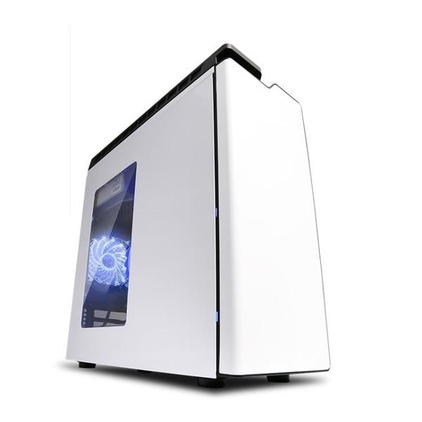 電腦機箱-AW550台式機電腦主機箱 itx迷你USB3.0機箱 MATX靜音機箱 空箱 【快速出貨】YYJ