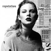 泰勒絲 舉世盛名 進口普通盤 CD Taylor Swift reputation  (音樂影片購)
