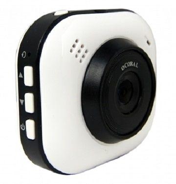 【小樺資訊】開發票 CORAL DVR-628P FHD 1080P熊貓眼行車紀錄器 停車監控