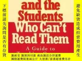 二手書博民逛書店Textbooks罕見And The Students Who Can t Read Them: A Guide