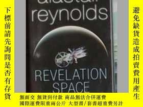 二手書博民逛書店英文原版罕見Revelation Space by Alasta