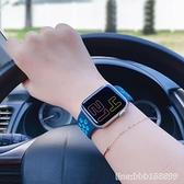 錶帶 錶帶 適用蘋果手錶錶帶apple watch5代錶帶iwatch2/3硅膠運動型 瑪麗蘇