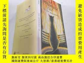 二手書博民逛書店The罕見improbable cat:不可思議的貓Y212829