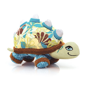 義大利 Papinee Turtle Amuse Decoration 巴西 波多龜 布偶