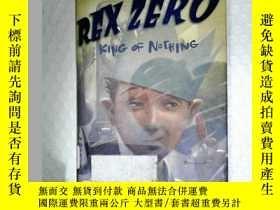 二手書博民逛書店Rex罕見Zero, King of Nothing 英文英語原