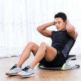 仰臥機男女運動懶人仰臥起坐健身器材家用多功能收腹機折疊WY