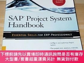 二手書博民逛書店SAP罕見Project System HandbookY177113 KIERON N DOWLING KI