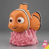 Hamee 日本 FINDING DORY 海底總動員 尼莫 多莉 存錢筒 儲金箱 (小丑魚) 510664