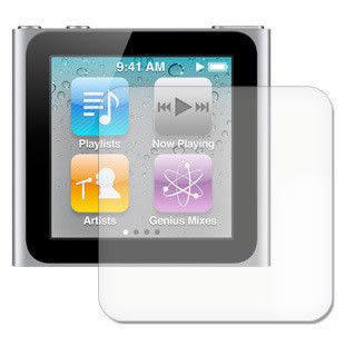 【飛兒】特價 !! IPOD NANO 6 專用 高品質 保護膜 保護貼 亮面 防指紋 霧面 皆有 nano6