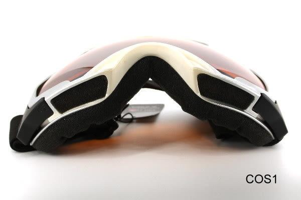 AD透明/鍍膜防霧鏡片專業雪鏡/風鏡1