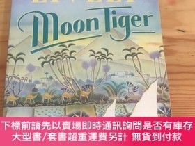二手書博民逛書店Moon罕見Tiger by Penelope Lively 月亮虎 英文原版Y17998 by Penelo