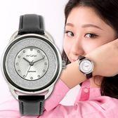 【人文行旅】Arioso | AR1702SS 璀璨星空時尚真皮女錶