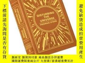 二手書博民逛書店Disturbing罕見the Universe(簽名版)(預訂