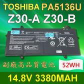TOSHIBA PA5136U 4芯 日系電芯 電池 PT241C-002 PA5136U-1BRS Z30 Z30-A Z30-B PT241U-02H014 PT241U-05S005 PT241A-029001