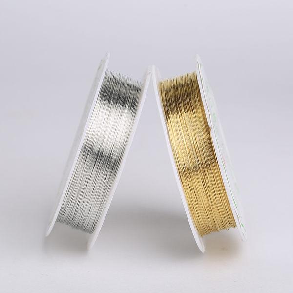 [超豐國際]0.3mm銅線穿引線 穿佛珠菩提引線 銅絲線 手1入